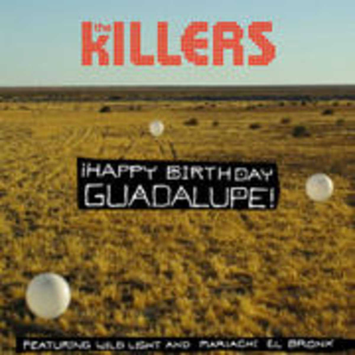 The Killers - Happy Birthday Guadalupe