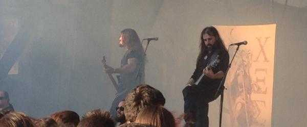 Rotting Christ @ Rockwave Festival 2015