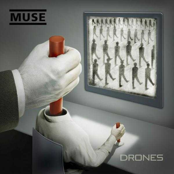 muse drones best albums 2015