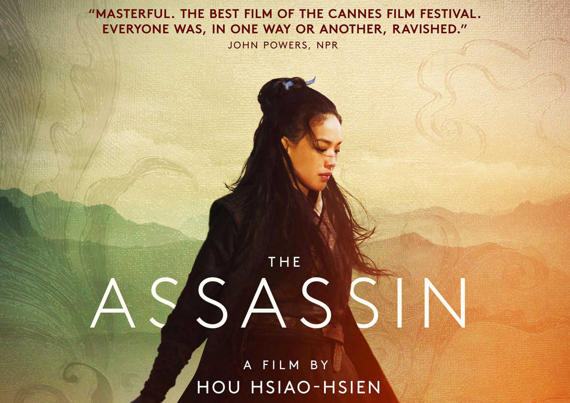 The Assassin cover