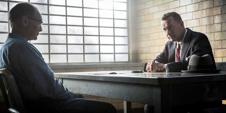 Bridge of Spies Tom Hanks, Mark Rylance