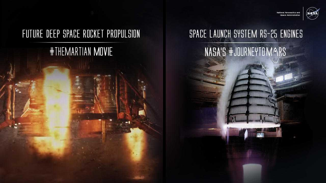 Deep Space Propulsion NASA Martian