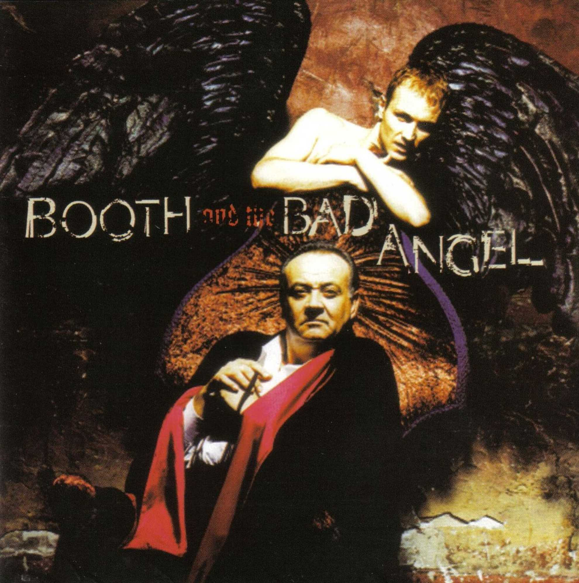Tim Booth - The Dance of Bad Angels