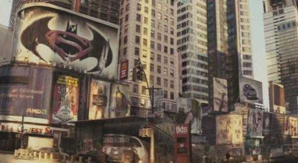 I Am Legend Teaser for Batman v Superman