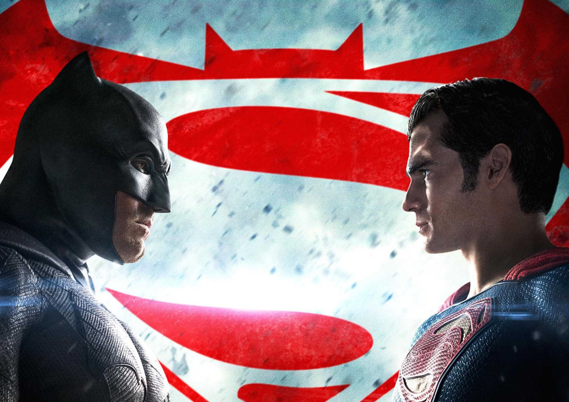 Batman v Superman: Dawn of Justice cover