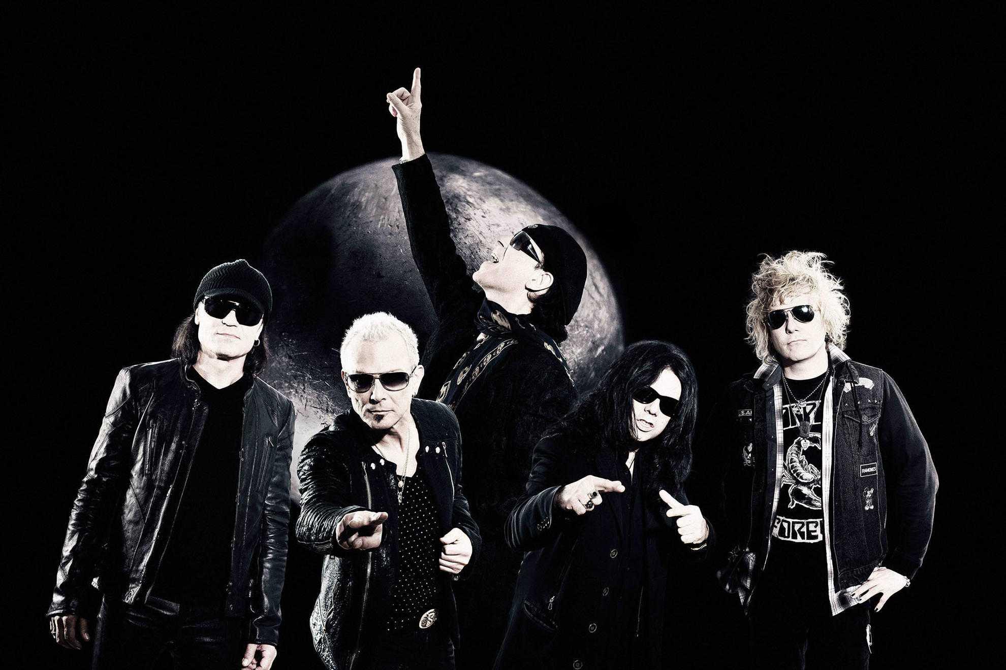 Οι Scorpions επιστρέφουν στην Ελλάδα για μια και μοναδική ...