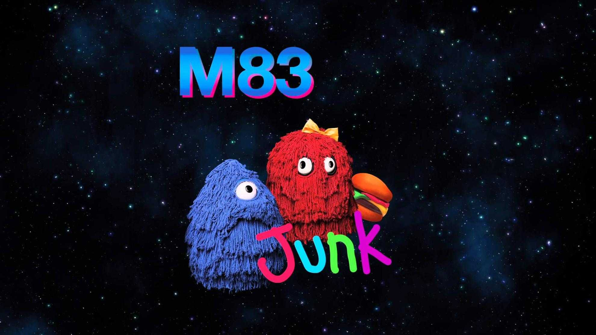 m83 go new song 2016 junk