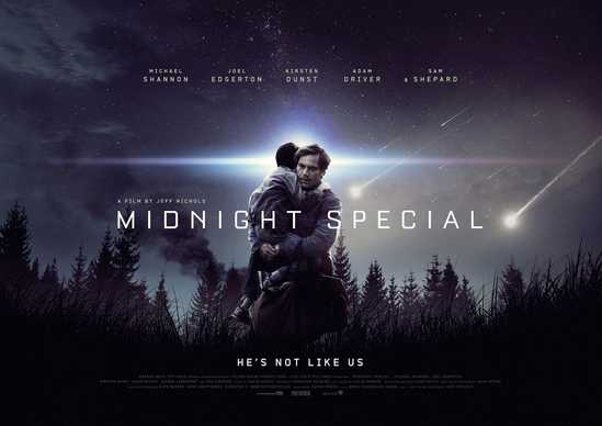 Midnight Special Cover