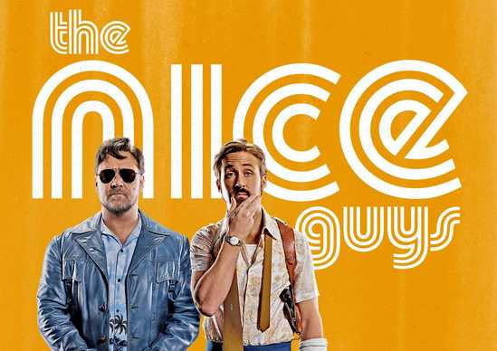 The Nice Guys cover
