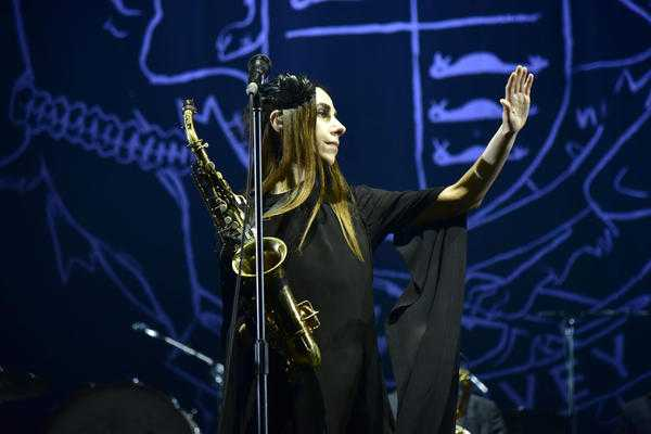 Release Athens 2016 - Day 3: PJ Harvey