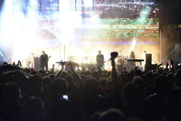 Release Athens 2016 - Day 4: Sigur Ros