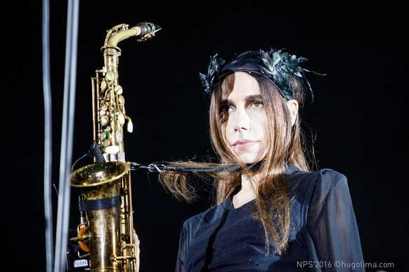 Nos Primavera Sound 2016 PJ Harvey