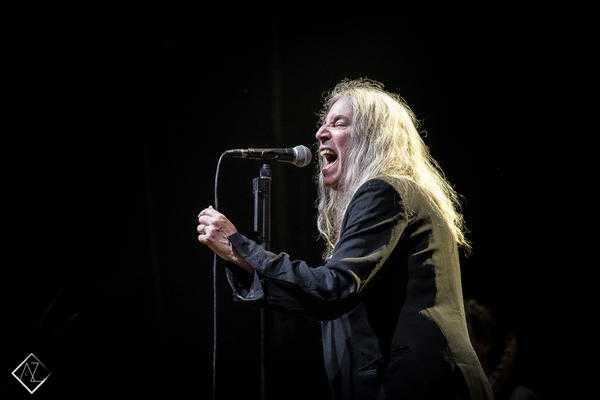 Patti Smith @ Piraeus 117 Academy 25/06