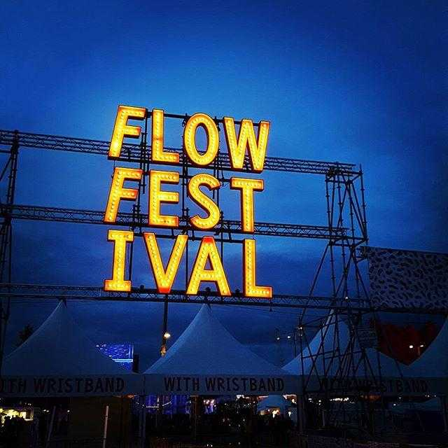Flow Festival is over! Kiitos!