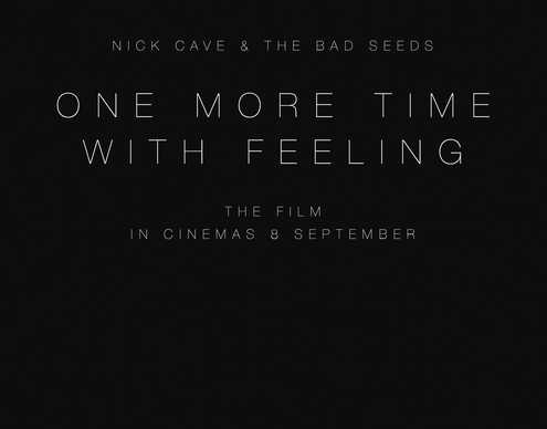 Nick Cave: One more time with feeling