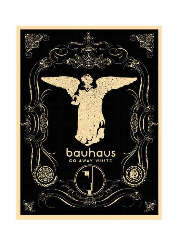 BAUHAUS UNDEAD: The Visual History and Legacy of Bauhaus