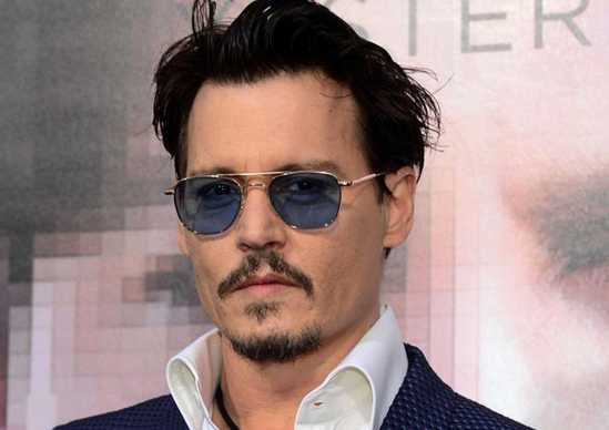Johnny Depp, Fantastic Beasts and Whre to Find Them