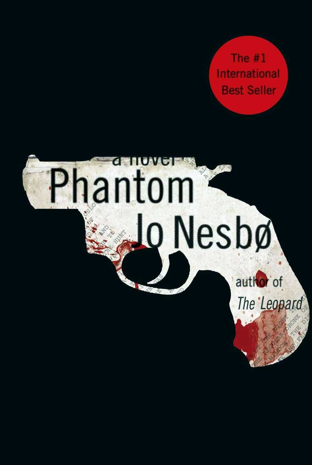 Jo Nesbø cover Phantom
