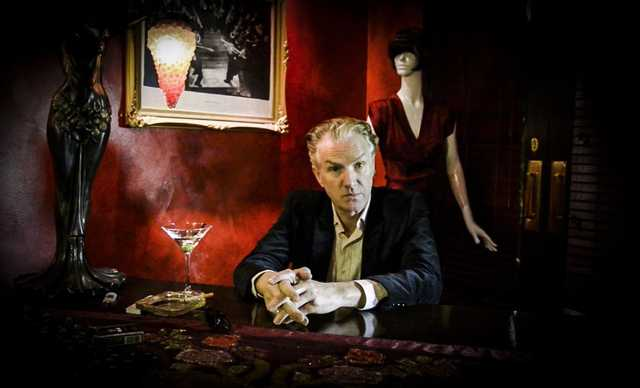 MICK HARVEY PERFORMS SERGE GAINSBOURG Gagarin 205 Live Music, Αθήνα