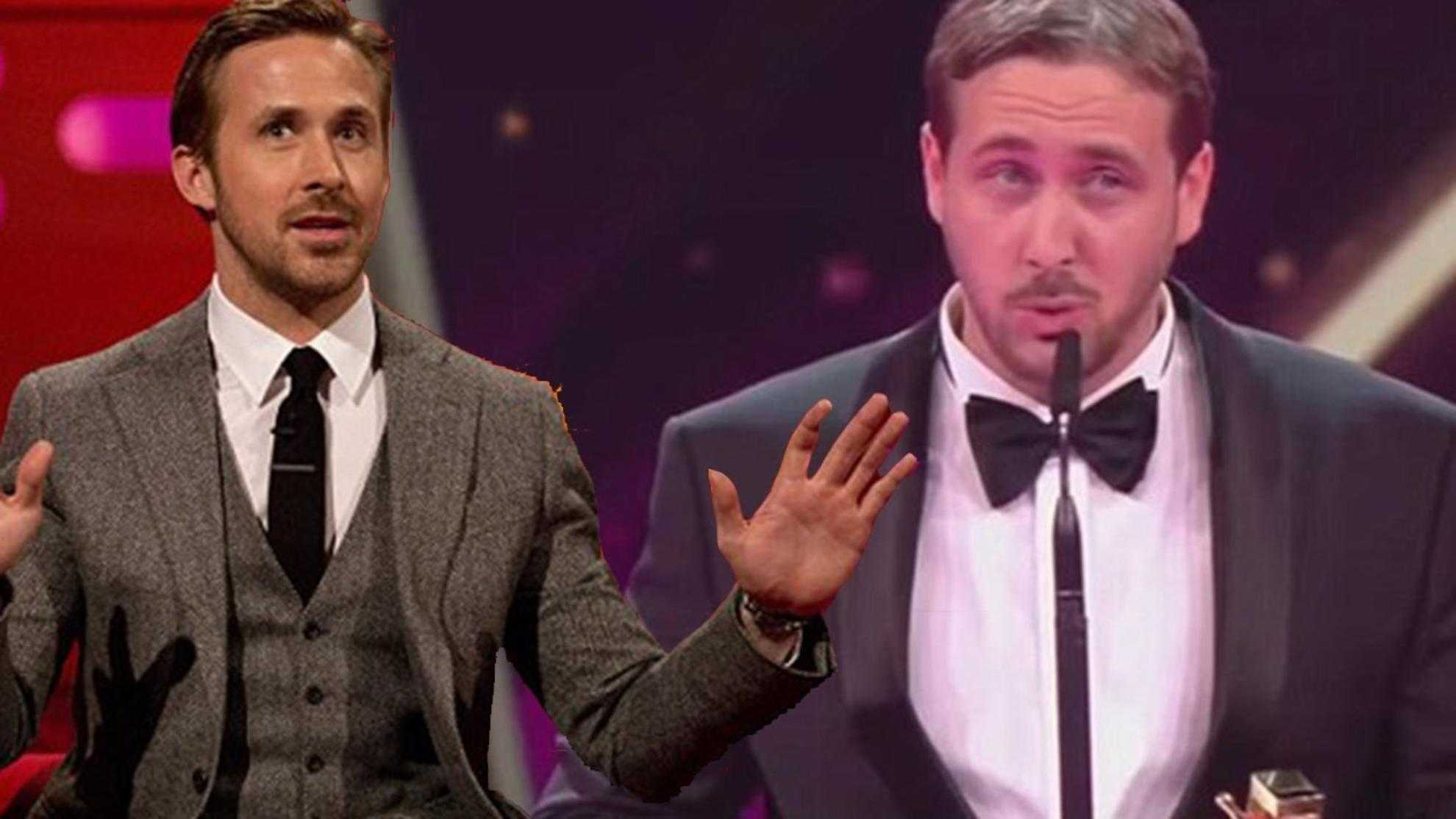 Ryan Gosling double
