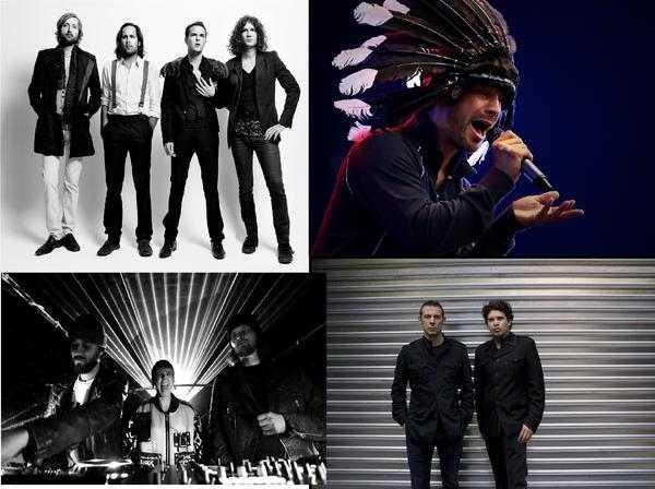 Οι ξένες συναυλίες του καλοκαιριού 2017 στην Ελλάδα