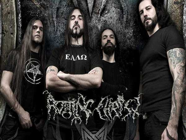 Οι Rotting Christ, 1000mods, Nightstalker, Bazooka & Innerwish στο Rockwave Festival 2017