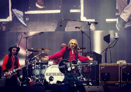 Tom Petty And The Heartbreakers Hyde Park Cover Pic2