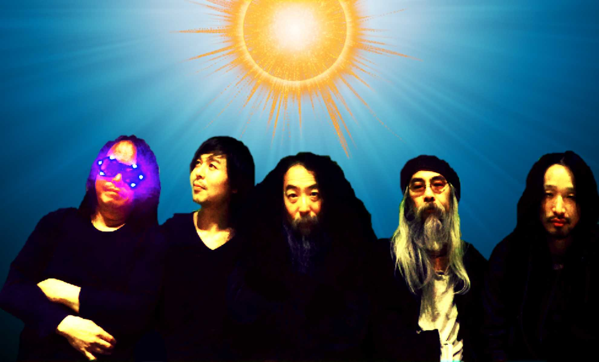 Οι θρυλικοί Acid Mothers Temple & The Melting Paraiso UFO στην Αθήνα