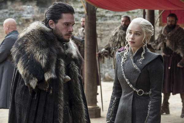 Game of Thrones - Σεζόν 7: Επεισόδιο 7 - The Dragon and the Wolf