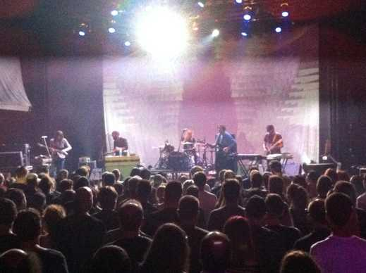 The Black Angels, The Dead Ends @ Principal Club Theatre, Thessaloniki, 06-09-2017