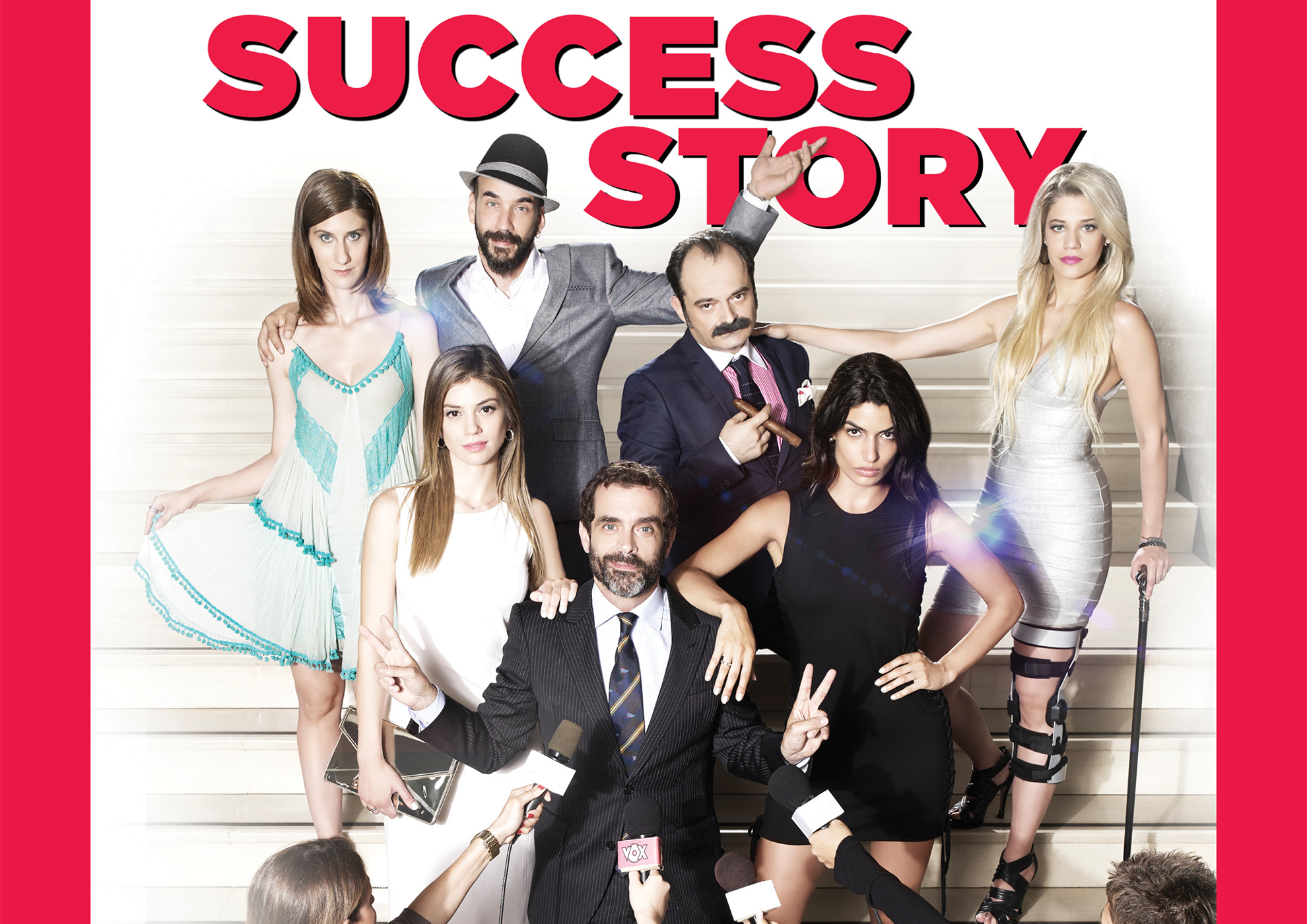 Αποτέλεσμα εικόνας για SUCCESS STORY ταινία