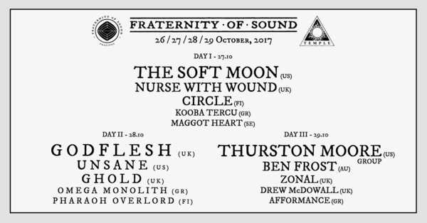 Fraternity of Sound Festival