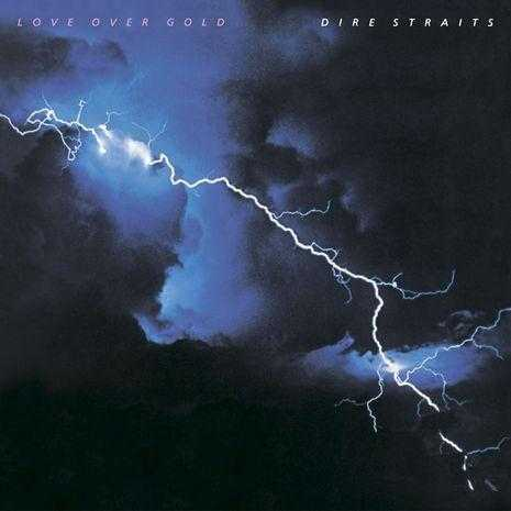 LOVE OVER GOLD -180GR - DIRE STRAITS