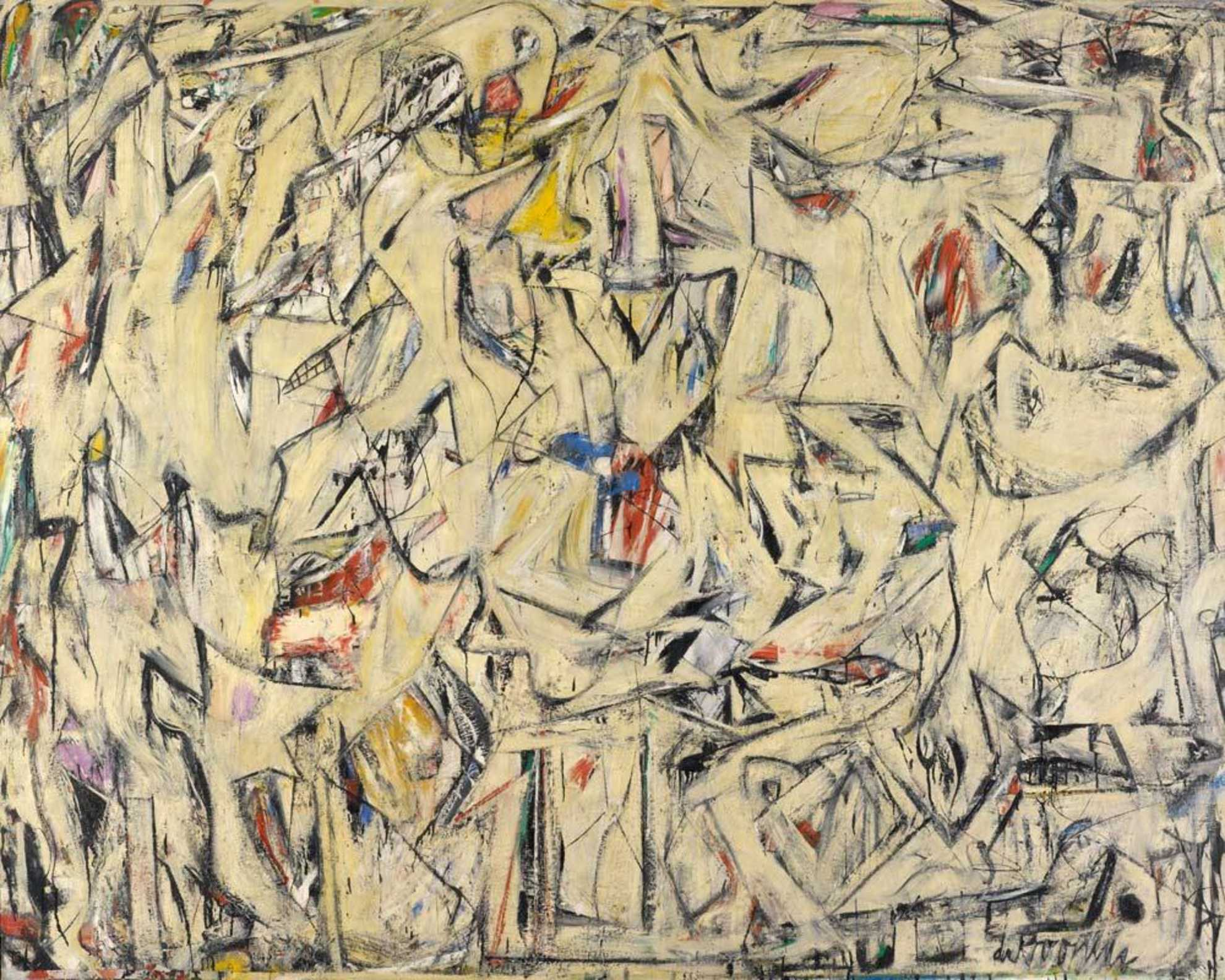 Willem de Kooning Embodying the City