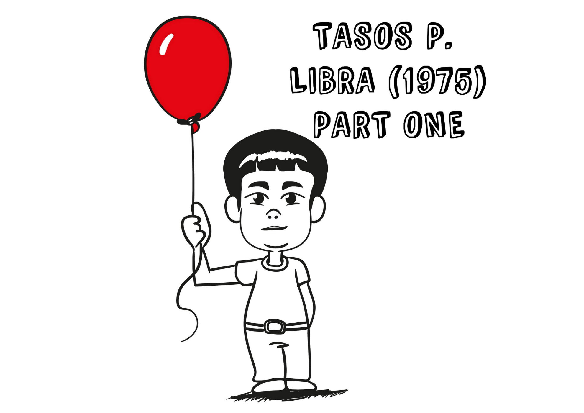 tasosp  - libra 1975-part one