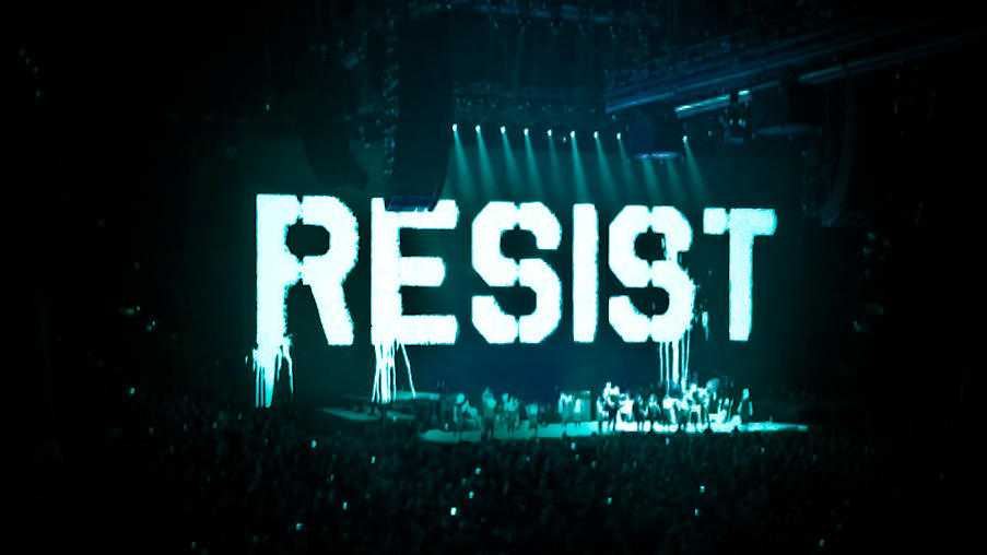 Roger Waters Resist