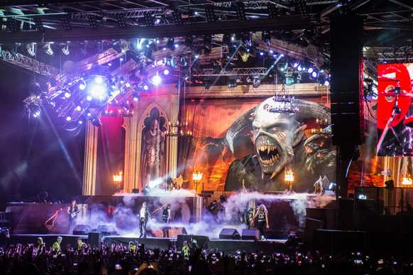 Rockwave Festival 2018: Iron Maiden, Tremonti