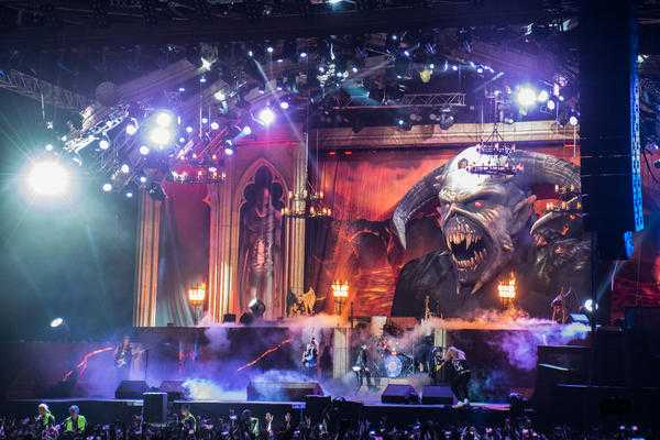 Rockwave Festival 2018: Iron Maiden