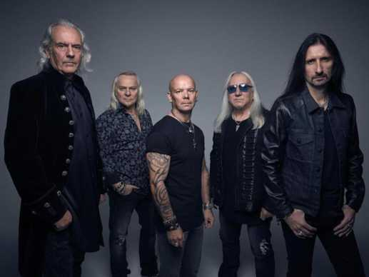 Uriah Heep live @ Greece