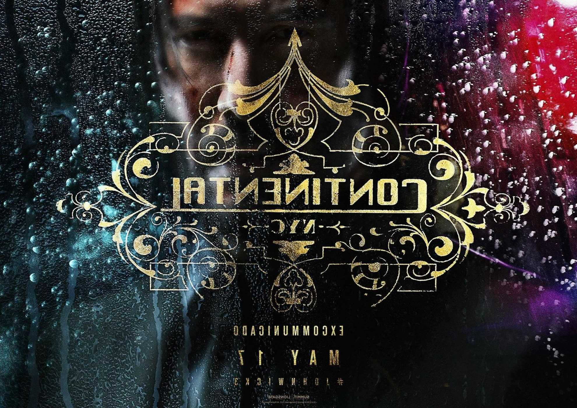 John Wick: Chapter 3 - Parabellum cover
