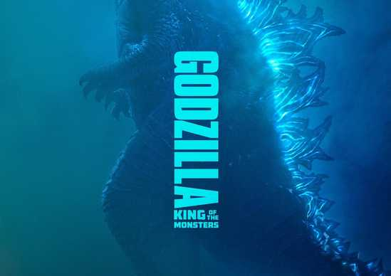 Godzilla: King of the Monsters cover
