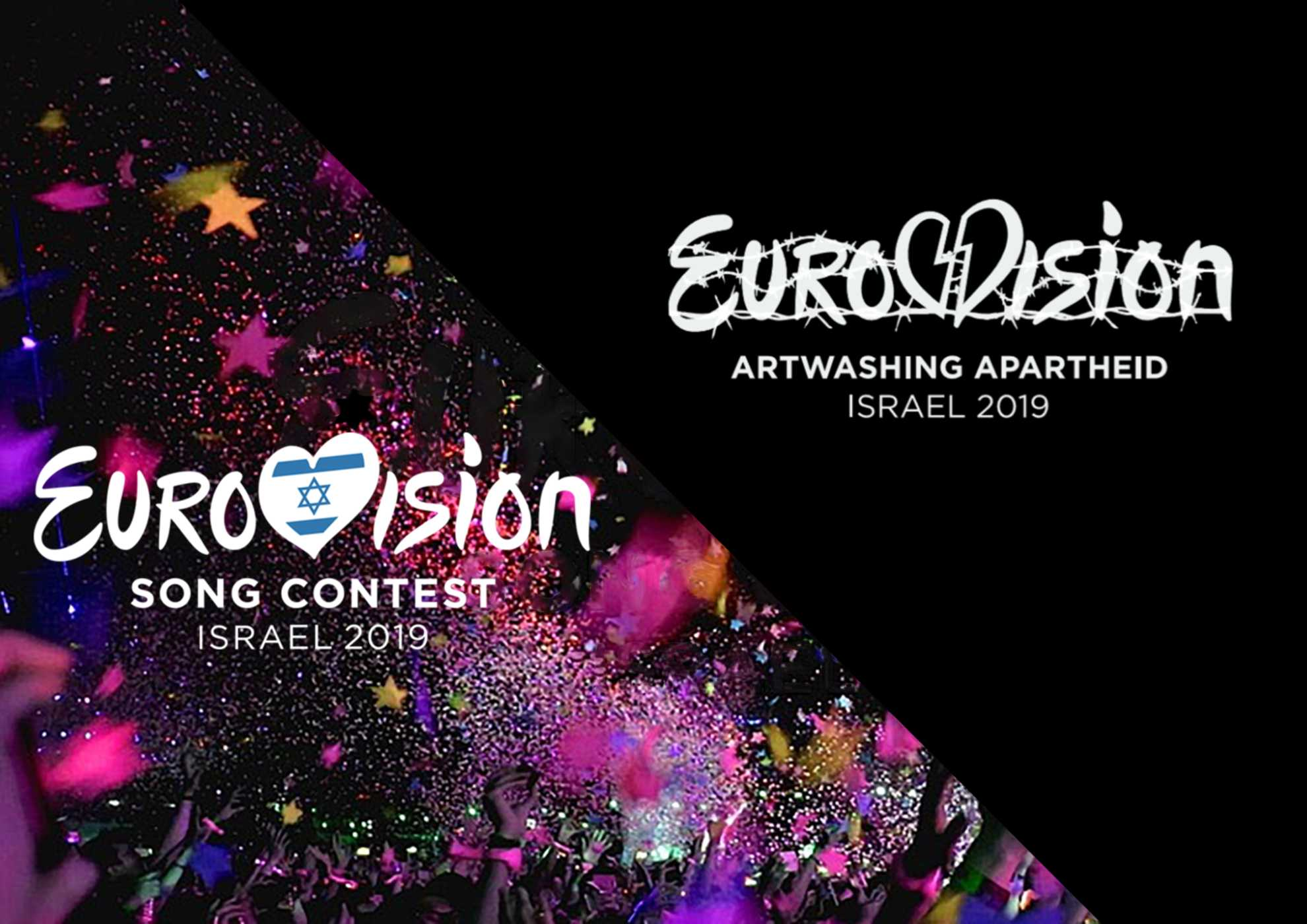 Eurovision 2019 two faces