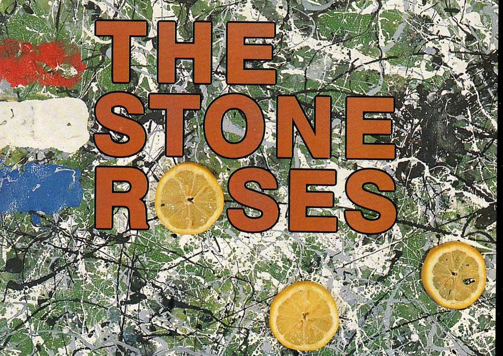 The Stone Roses - cover