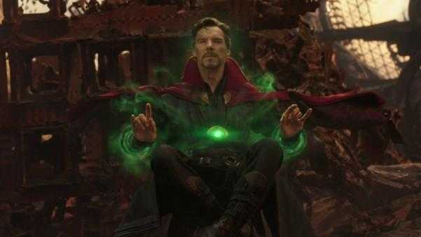 Doctor Strange in Infinity War