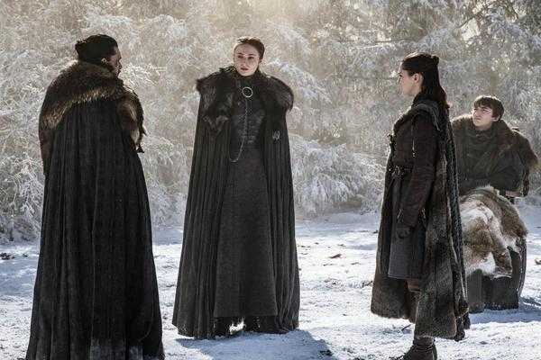 Game of Thrones - Σεζόν 8: Επεισόδιο 3 - The Last of the Starks