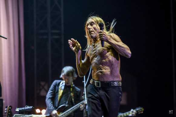 Release Athens 2019: Iggy Pop, James, Shame, Noise Figures, Dark Rags