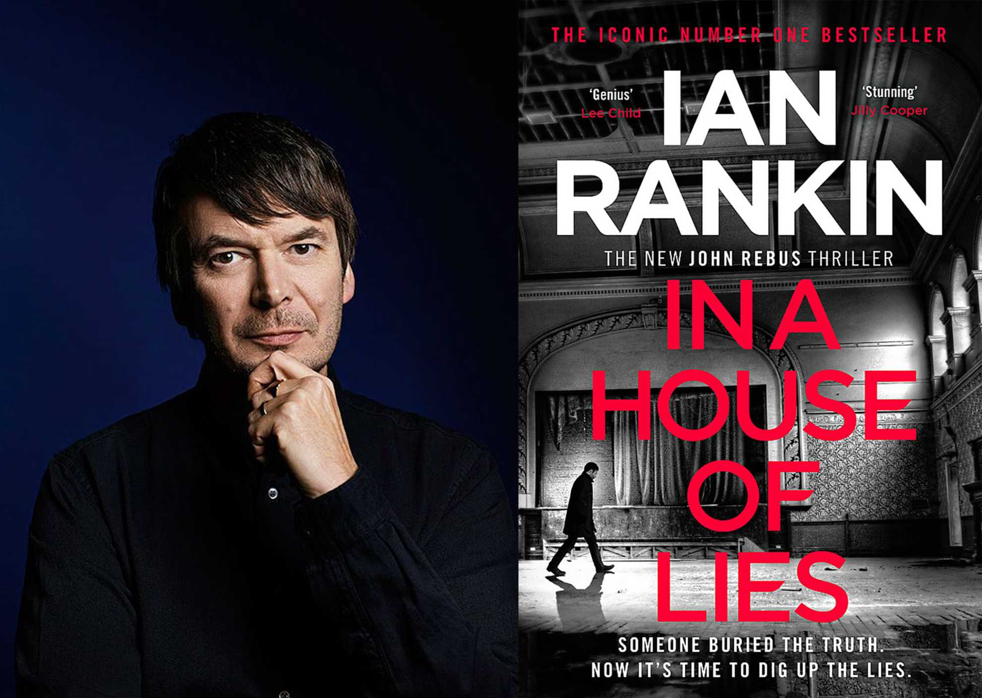 Ian Rankin - In A House of Lies