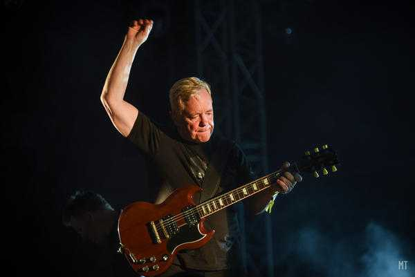 Release Athens 2019: New Order, Johnny Marr, Morcheeba