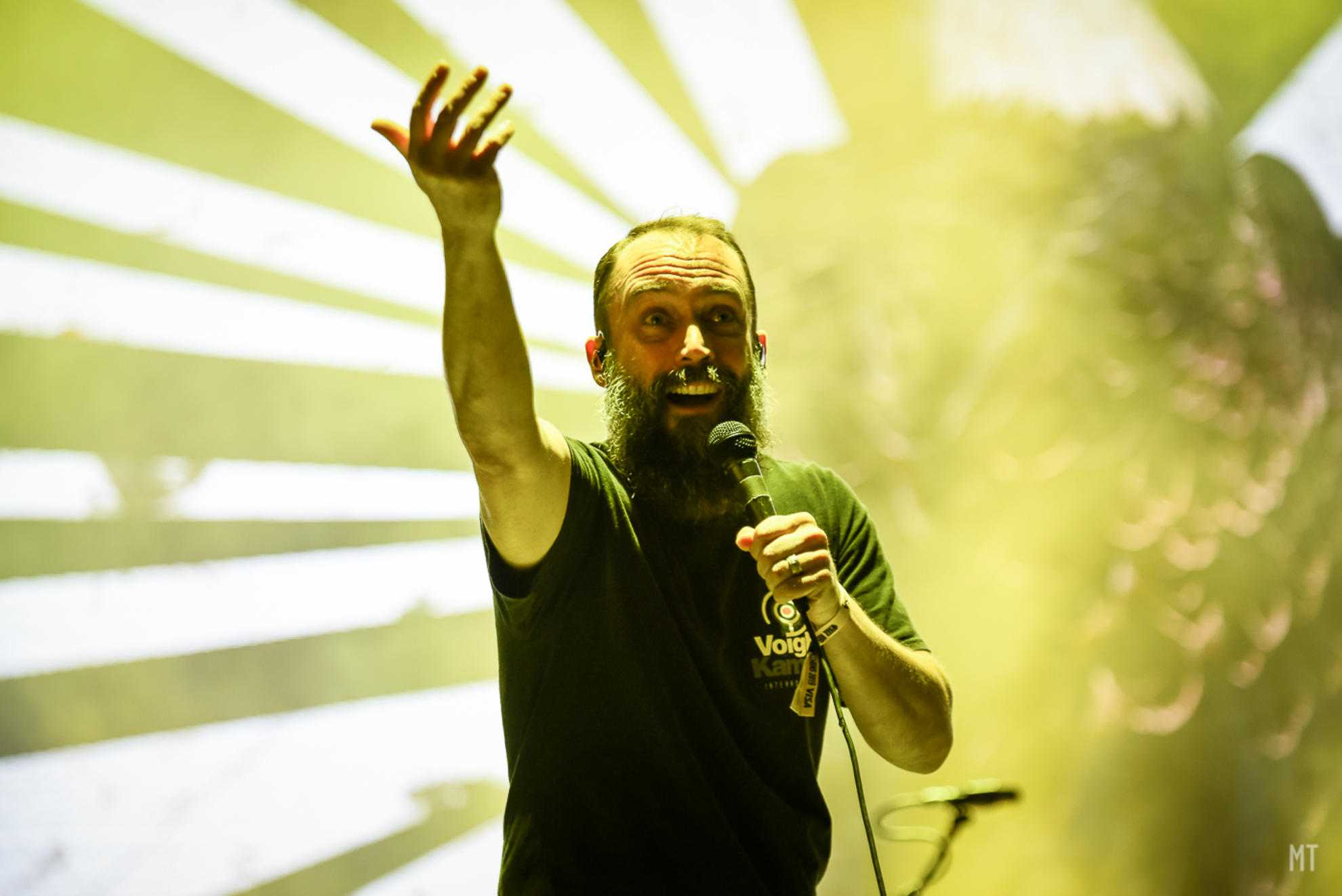 Release Athens 2019: Clutch, BRMC, Planet of Zeus, Godsleep