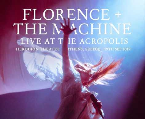 Sold out και η 2η μέρα των Florence + the Machine στο Ηρώδειο σε 50 λεπτά!